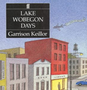 Lake Wobegon Cover