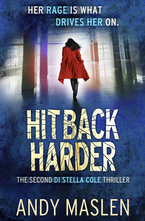 Andy Maslen - Hit Back Harder - Book Cover