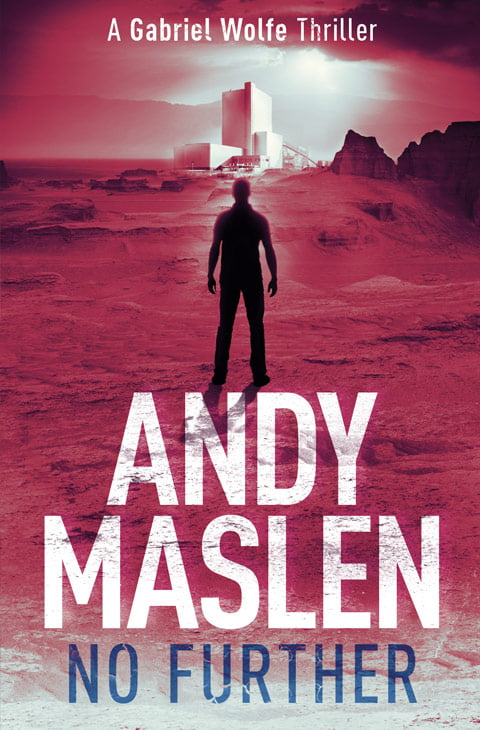 Andy Maslen - No Further - Book Cover