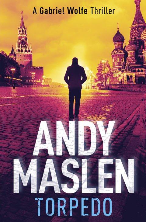 Andy Maslen - Torpedo - Book Cover