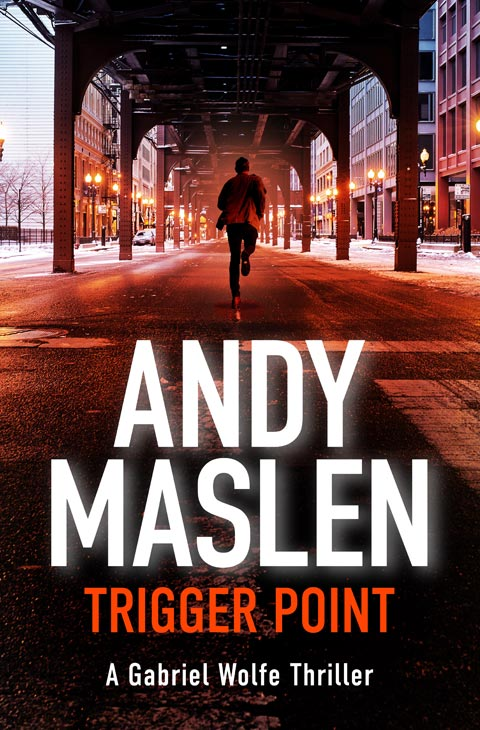 Andy Maslen - Trigger Point - Book Cover